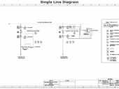 elec-014-single-line-diagram
