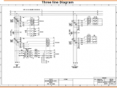 elect-015-three-line-diagram